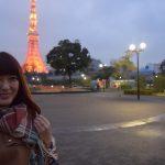 美人インスタグラマーと東京タワー、最高に映えるよね?
