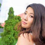 山本茜さんと羽田空港のカフェデートを体験