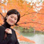 桑田なな子さんと楽しく井之頭公園で紅葉デートをしてみたぞ